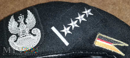 Beret kapitana 10 BKPanc