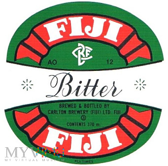 fiji bitter