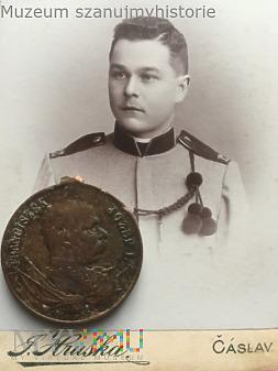 Pamiątka manewrów w Jaśle 1900