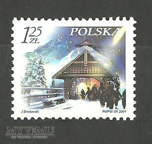 Boże Narodzenie 2004