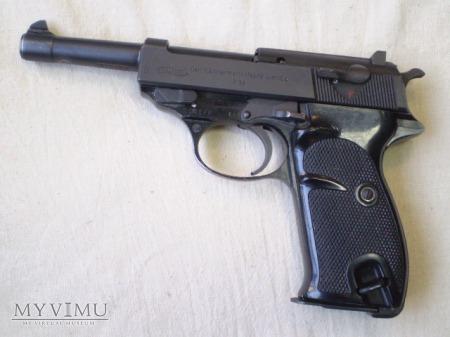 Duże zdjęcie Pistolet WALTHER P38 / ULM