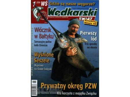 Duże zdjęcie Wędkarski Świat 1-6'2006 (121-126)