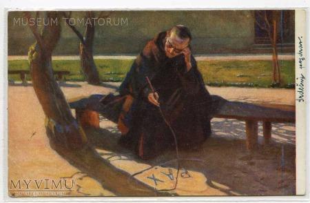 Stachiewicz - Monk zakonnik - Chwila zadumy 7
