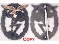 Zobacz kolekcję Odznaka Za Bój Naziemny Luftwaffe