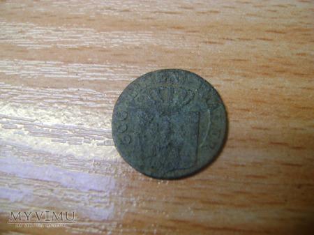 1 pfennig 1828