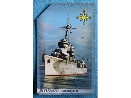 Flota Polska Na Morzu 1