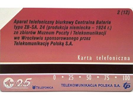 karta telefoniczna 180