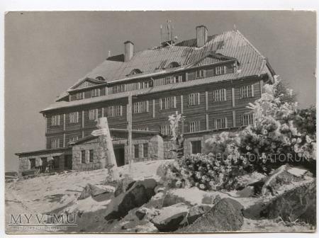 Karkonosze - schr. Na Szrenicy - 1962