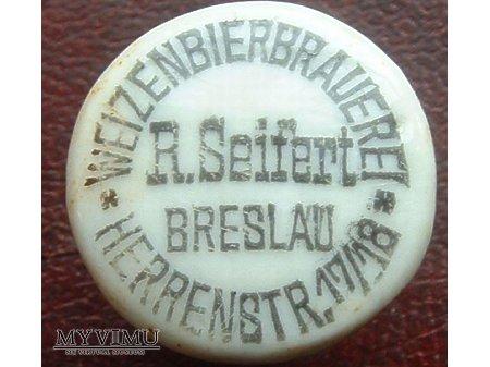 Brauerei Robert Saifert -Breslau