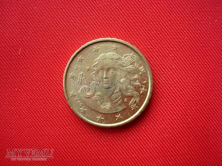 10 euro centów - Włochy