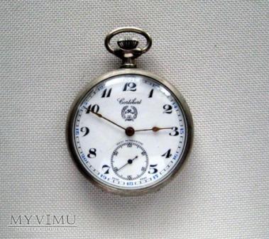 Zegarek kieszonkowy Cortebert