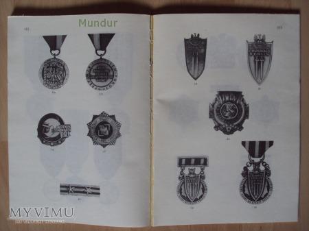 Odznaki i oznaki Ludowego Wojsko Polskie - 1989