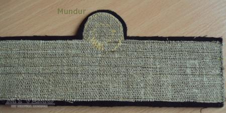 Dystynkcje do munduru wyjściowego MW -komandor por