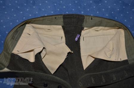 Spodnie wool green p.1937 USMC