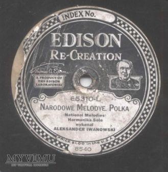 Narodowe Melodye - Polka