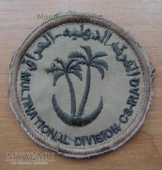 Oznaka misyjna: Multinational Division CS Iraq