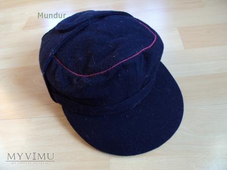 Duże zdjęcie Feldmütze - czapka strażaka NRD