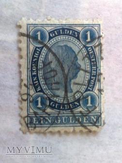 Franz Joseph 1899 1 Gulden austro-węgierski