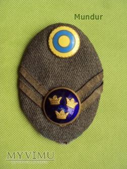 Szwecja - Mössmärke Löjtnant