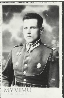 Kapral Borzym z 25 Pułku Ułanow Wielkopolskich