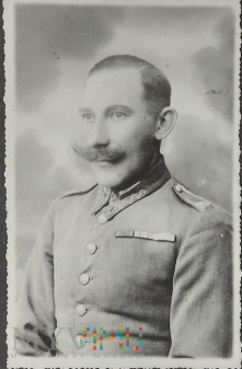 Wachmistrz Jan Odrzygóżdż z 25 Pułku Ulanów Wielk.