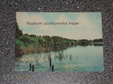 POJEZIERZE DRAWSKIE Jezioro Pile -pow 9,3 km2