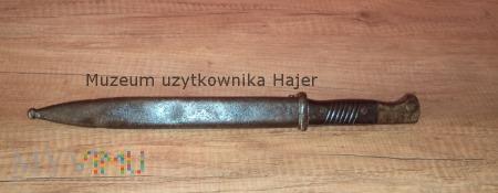 Bagnet Niemcy Mauser 98k