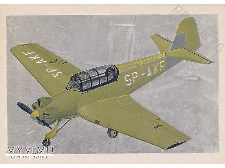 LWD Junak 3, SP-AKF