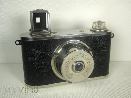 Duże zdjęcie Korona Tankette 1938 r Polski aparat foto.