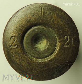 Łuska 7,62x54 R Mosin T 20 2