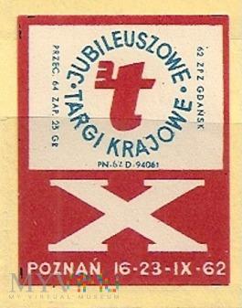 X-te Targi Krajowe.Gdańsk.1