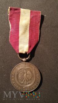 Medal srebrny za Długoletnią Służbę
