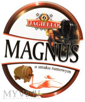 Magnus o smaku rumowym