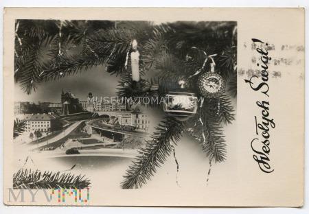 Wesołych Świąt - 1952