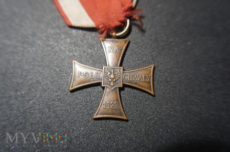 Duże zdjęcie Krzyż Walecznych - ,,Mały '' Knedler nr:59193