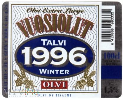 Vuosiolut Talvi 1996