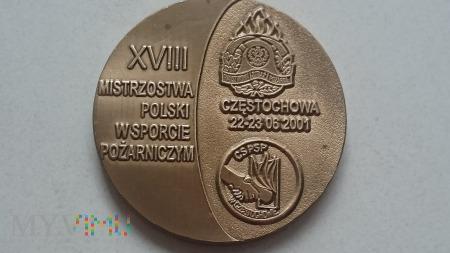 XVIII Mistrzostwa Polski w Sporcie Pożarniczym