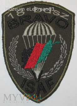 GB BRAVO ISAF Afganistan. Zmiana V.