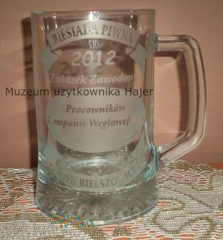 2012 KWK Bielszowice Biesiada Piwna