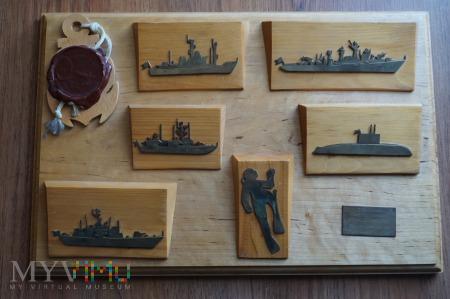 Duże zdjęcie Z okazji pobytu - 3 Flotylla Okrętów w Gdyni