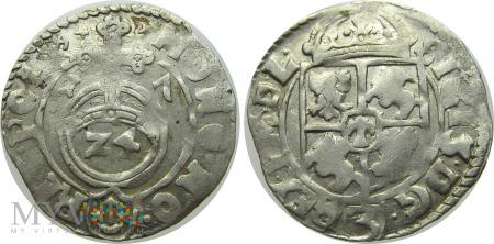 Półtorak 1617 Kraków - błąd: MONO NO
