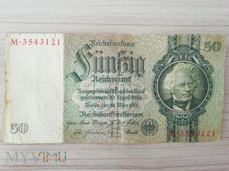 50 marek reichsmark