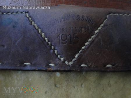 Duże zdjęcie Plecak grenadiera z 9 Kołobrzeskiego Pułku
