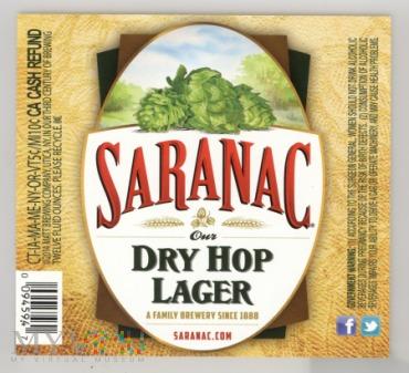 Saranac, Dry Hop Lager
