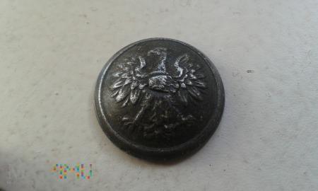 Polski guzik wojskowy wz.52.