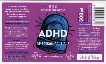 BSZ, ADHD