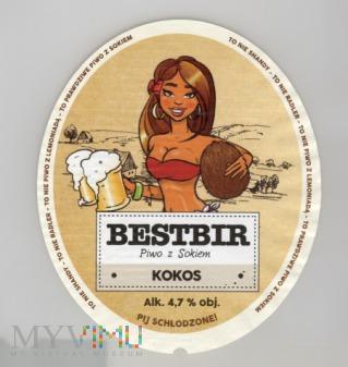 Bestbir, Kokos