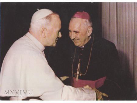 Zdjęcie Arcybiskupa Mariana Przykuckiego