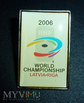 Mistrzostwa Świata 2006 - Łotwa, Ryga