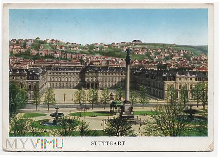 Stuttgart. Plac Pałacowy.1a